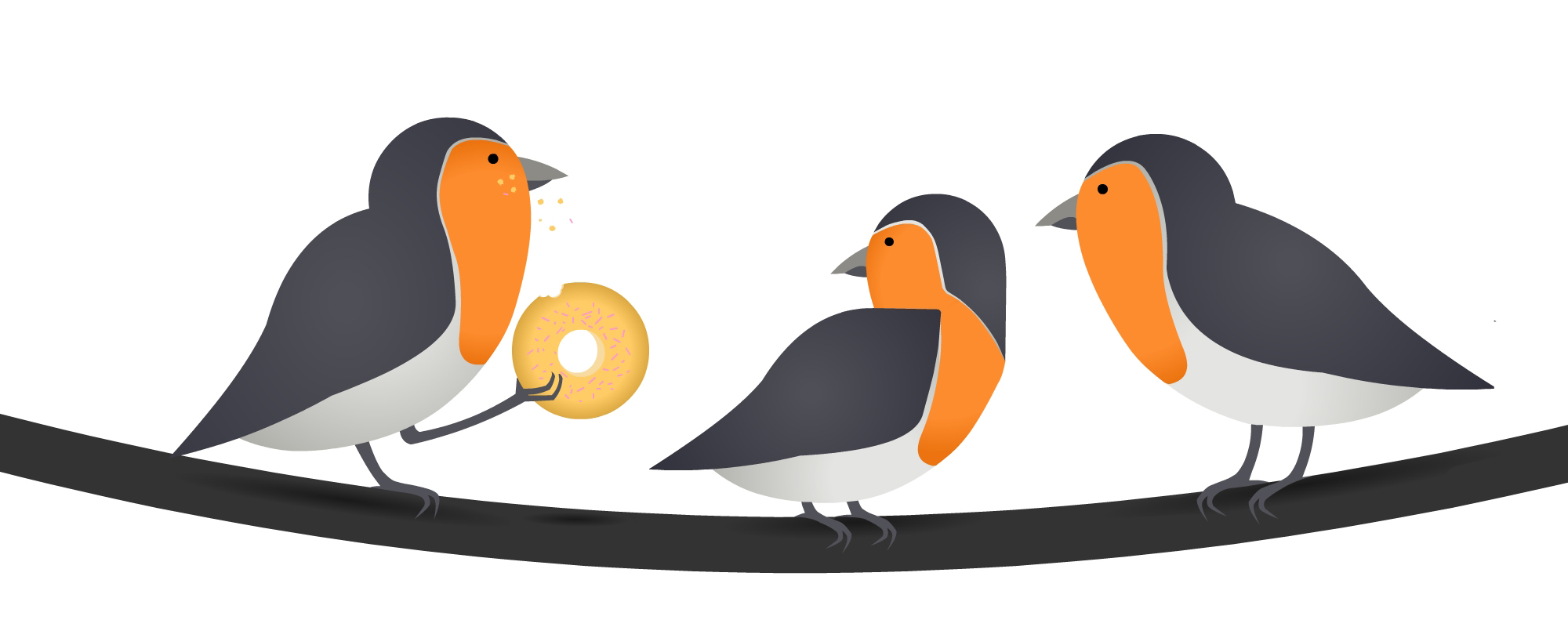 Birds, Donut-shaped molecules for a bird flu vaccine, AIBN's Small Things Big Changes