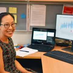 Associate Professor Jess Mar.