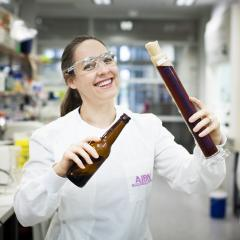 Dr Claudia Vickers from UQ's Australian Institute for Bioengineering and Nanotechnology will talk about 'The science of beer' at the Queensland launch of National Science Week